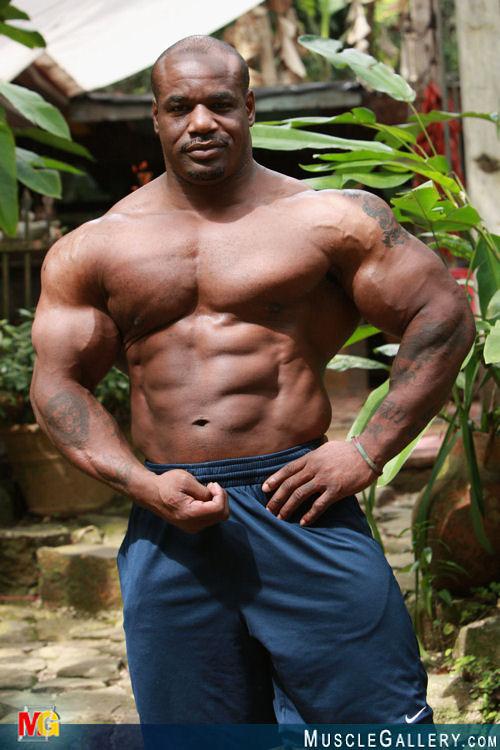 Muscle legend Chris Cormier