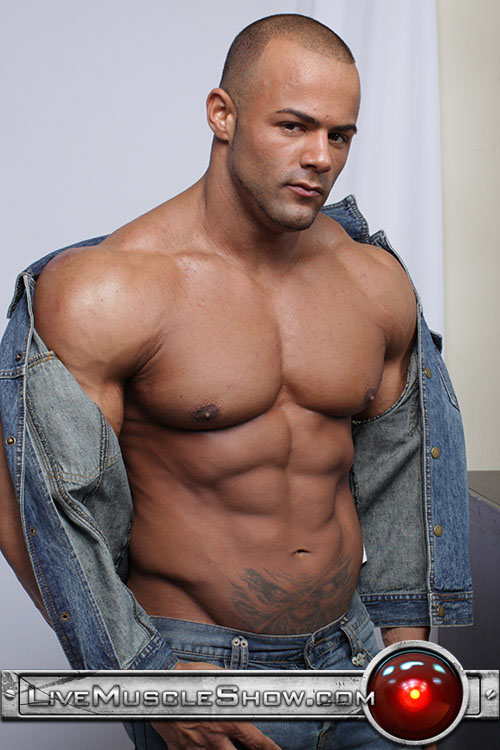 Bodybuilder Joey Lassiter