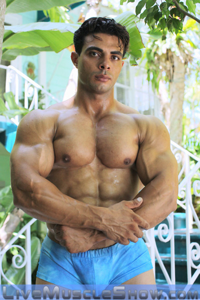 IFBB champion bodybuilder